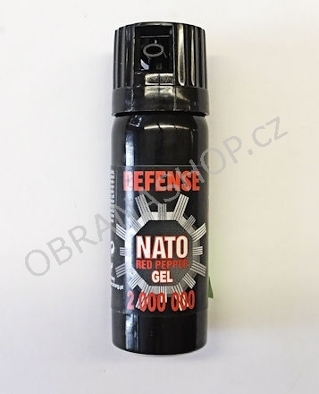 Sprej Nato Pepper Gel - 50ml